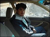 Mohammed, an English Literature student at Peshawar University