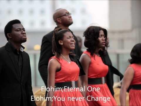Nathaniel Bassey - Elohim Lyrics