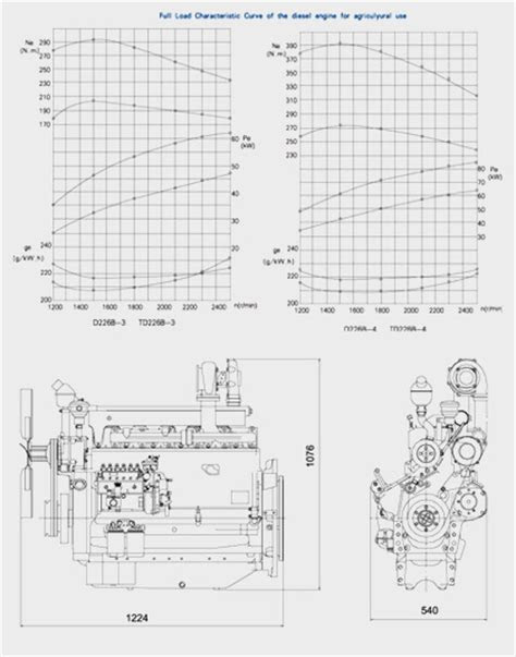 DEUTZ TD226B-3 Diesel Engine For Agriculture---Diesel