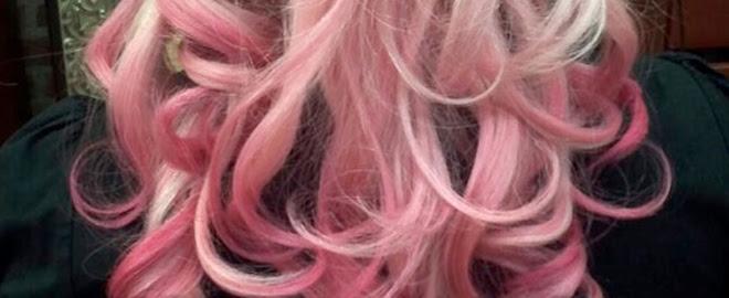 32 LIST PINK HAIR