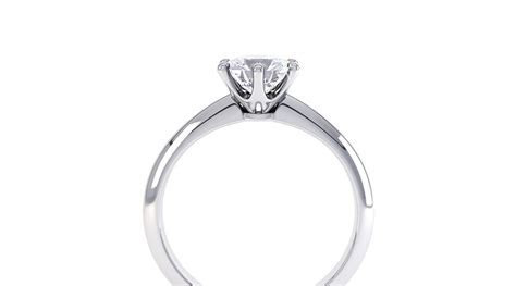 What is a 'Tiffany Style' Engagement Ring   Quality Diamonds