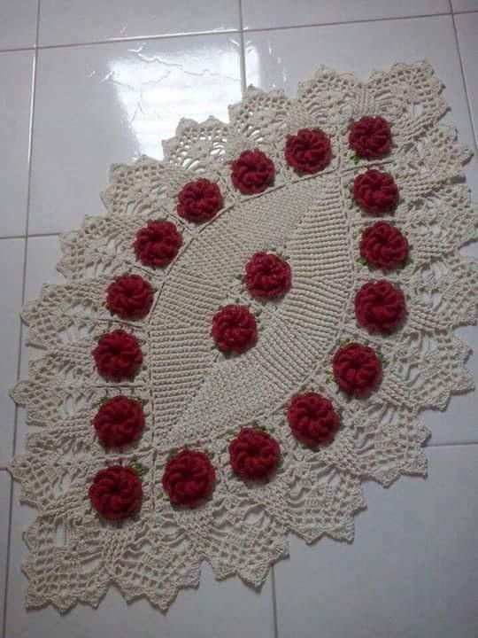 Home Decor Crochet Patterns Part 106   Beautiful Crochet Patterns and Knitting Patterns