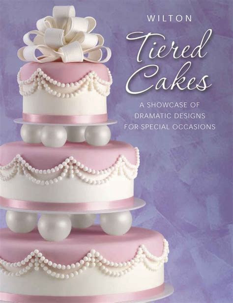 Wilton's Wedding Cakes   Wedding   Pinterest   Wedding