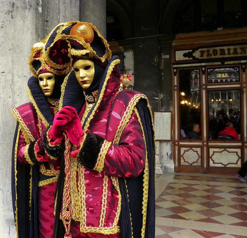 Venice - Carnival Masks