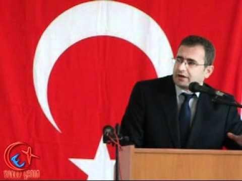 Şube Müdürü Osman Ali Kemik'in Konuşması