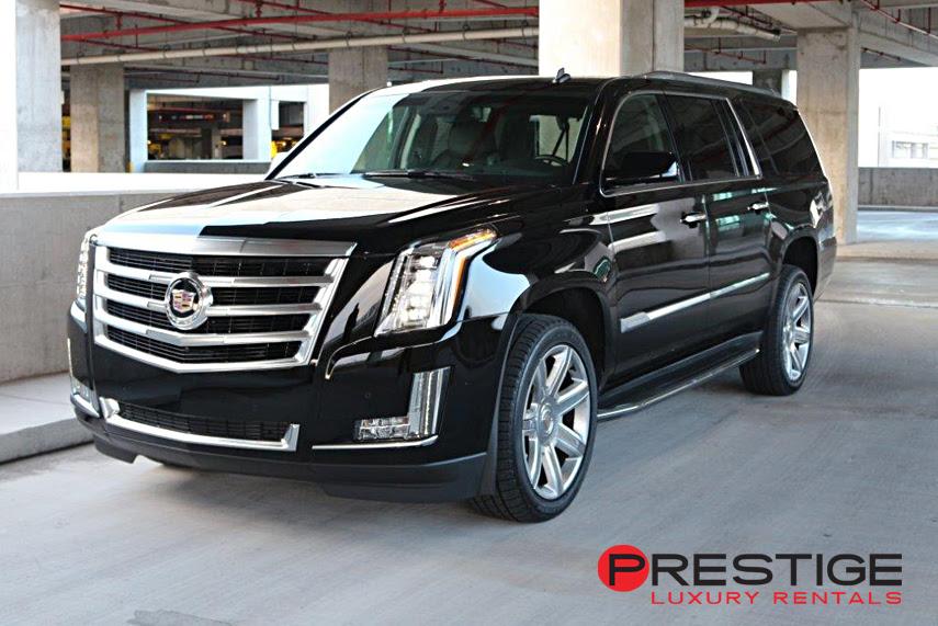 Cadillac Escalade Esv Rentals