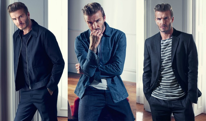 H M Modern Essentials Selected By David Beckham Spring Summer 16 Campaign Stylishly Beautiful