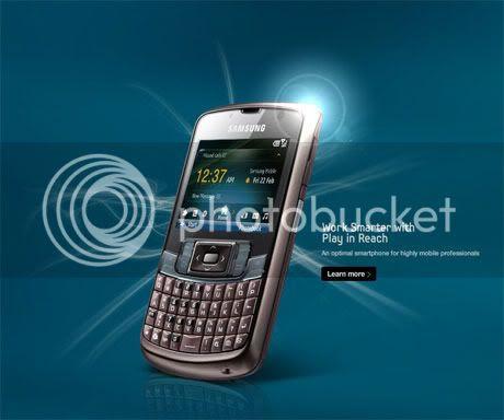 My baby Samsung