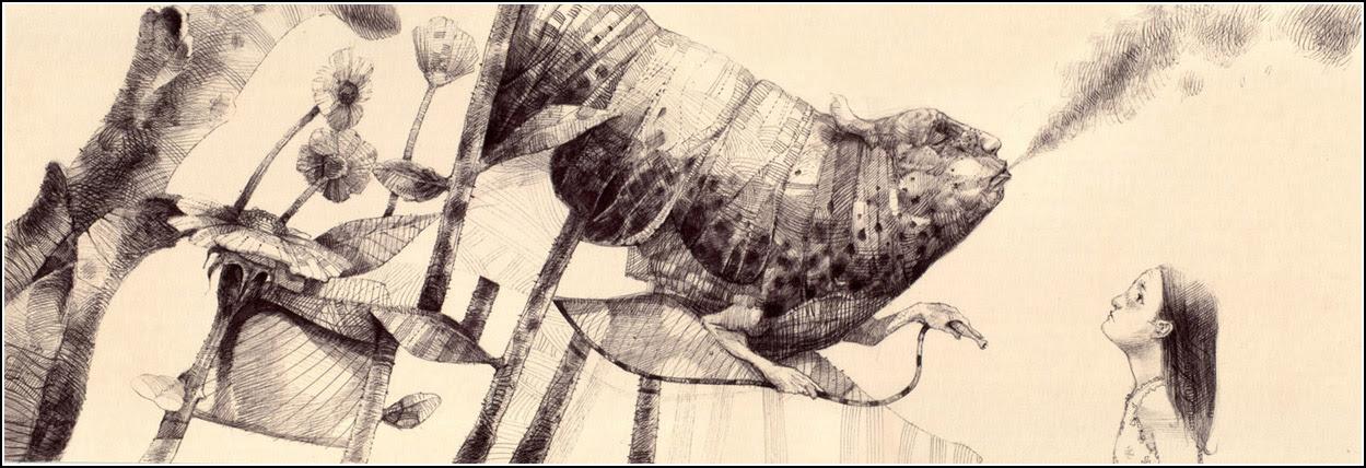 Giovanni Robustelli, Alice in Wonderland