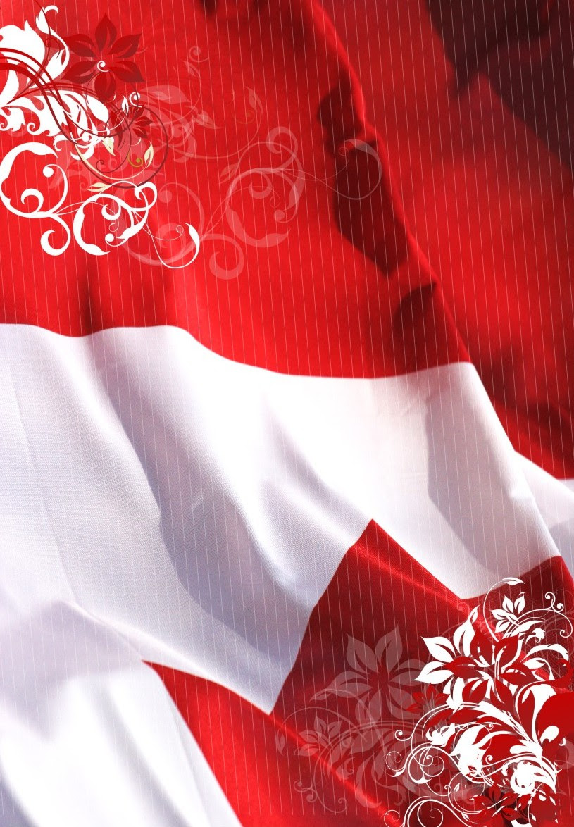 Gambar 3d Bendera Indonesia Vichart