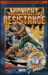 Midnight Resistance - Commodore 64