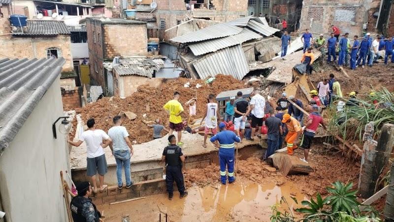 Defesa Civil confirma 30 mortes em Minas Gerais em decorrência das chuvas