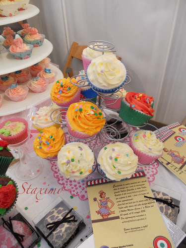 Mitici Cupcakes al Cake Show