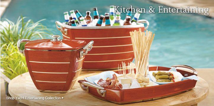 Frontgate - Kitchen Furniture - Kitchen Appliances - Entertaining ...