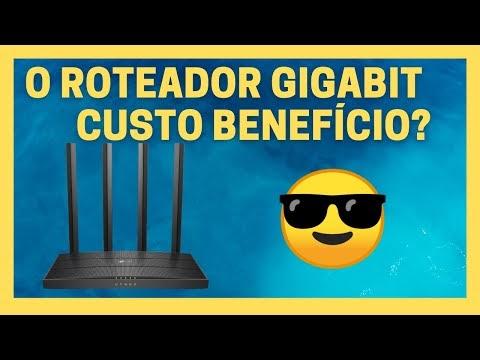 TP-LINK ARCHER C6 V3 - O Roteador Gigabit mais vendido no Brasil