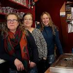 Institution - Le comptoir du Bar'Do à Bénévent-l'Abbaye (Creuse) se transmet de mère en fille depuis trois générations