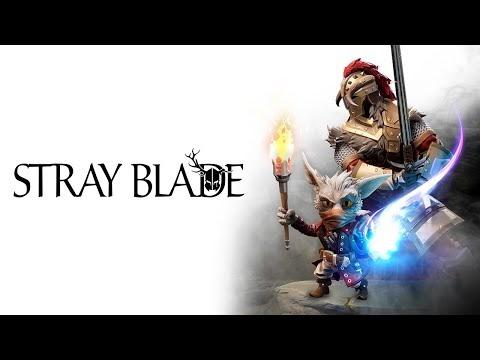 Stray Blade (Trailer)