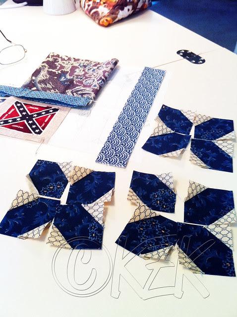 IMG_2973 Gettysburg Battle Flag quilt block