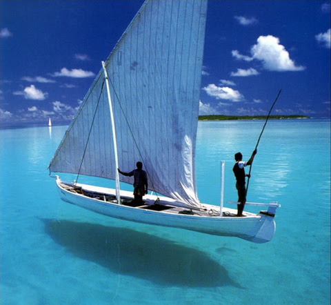 Boats-Fly-Over-Crystal-Clear-Water-1
