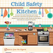 Kitchen Safety Tips | ChildproofingExperts.com