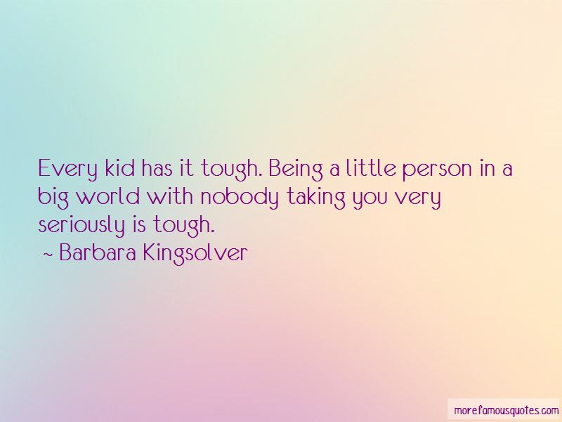 Quotes About Being Little In A Big World Top 19 Being Little In A