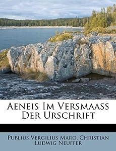 Bathroom Design Tool on Aeneis Im Versmaa   Der Urschrift  German Edition   Publius Vergilius