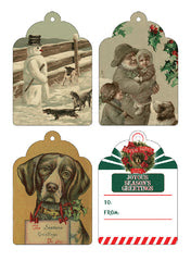 Holiday Special Edition Gift Tags