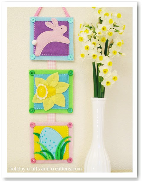 easter embroidery