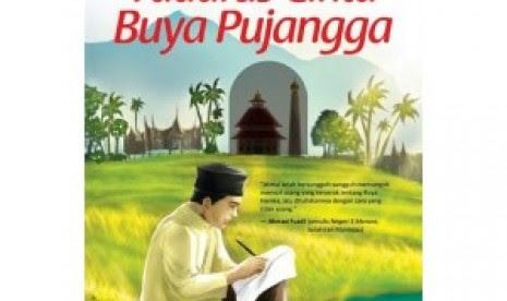 Novel berjudul 'Tadarus Cinta Buya Pujangga'
