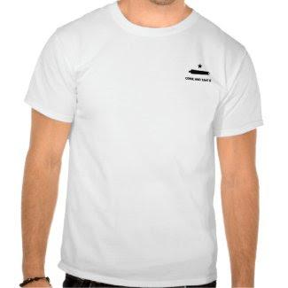 Come and Take it Shirt shirt