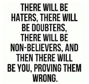 Haters Bashers Quotes Quotations Sayings 2019