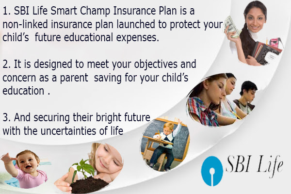 Sbi Life Smart Champ Insurance Plan Review and Features