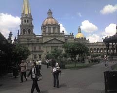 La Catedral de Guadalajara