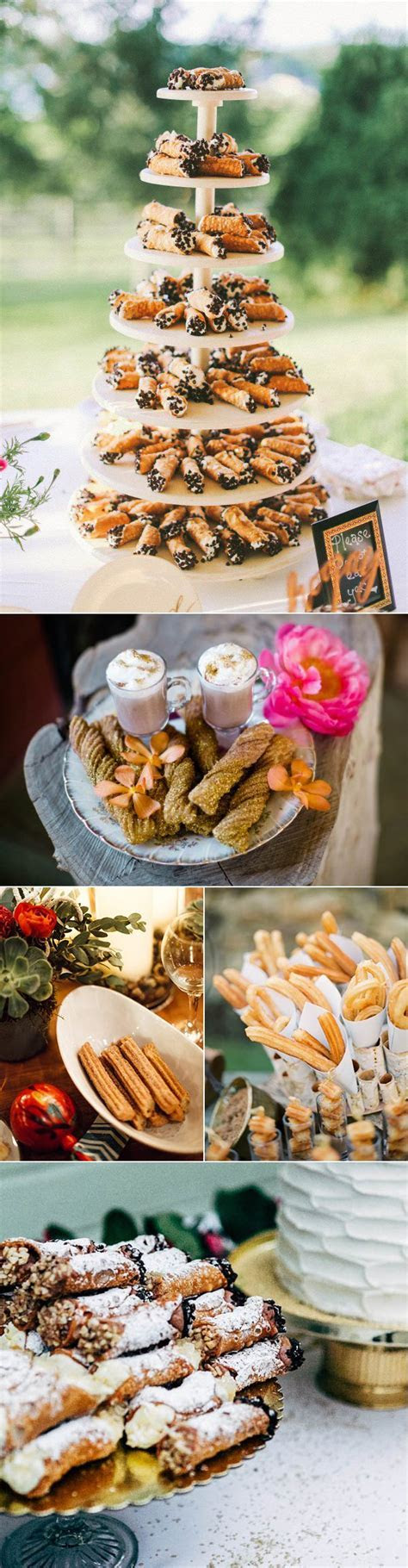 5 Dessert Ideas That Will Make You Reconsider Your Wedding