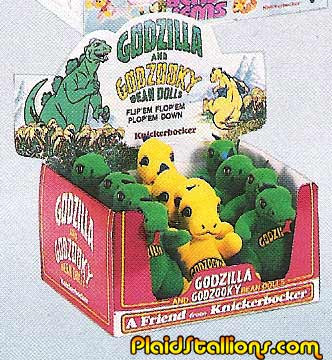 knickerbocker Godzilla
