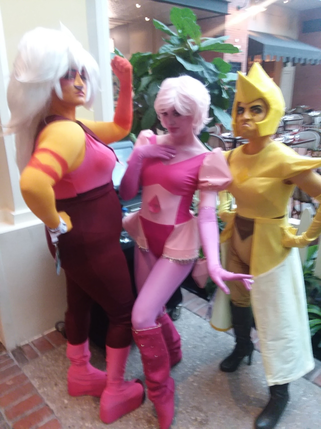 Steven Universe Cosplayers of Katsucon 2018