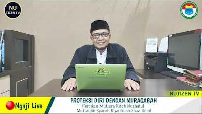 Ngaji Live : Proteksi Diri bersama Ustadz Asrul