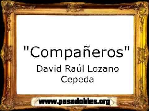 David Raúl Lozano Cepeda