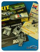 Maqueta 1/43 SpotModel - Solido - Porsche 917
