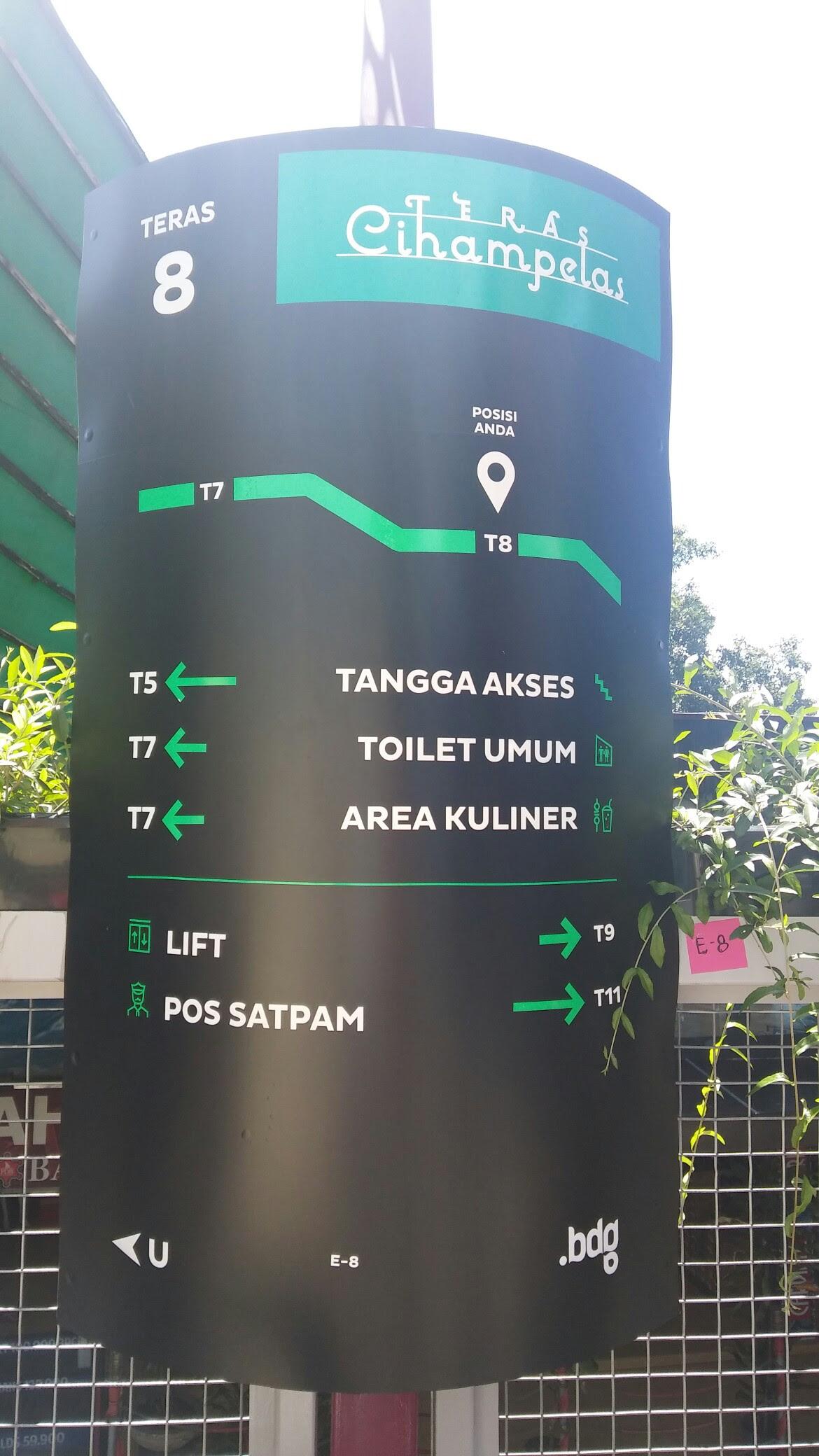 Teras Cihampelas Bandung