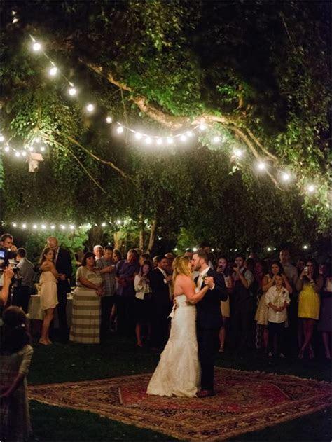 Beautiful Oregon Wedding   Wedding Lighting Ideas   Dance