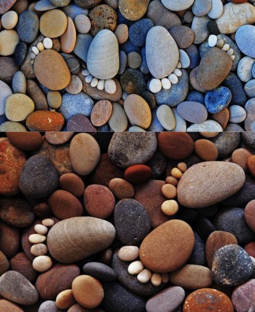 Footprints by Iain Blake