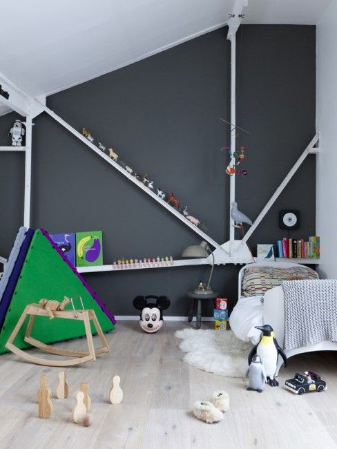 kids room inspiration / f&f blog - fawn&forest