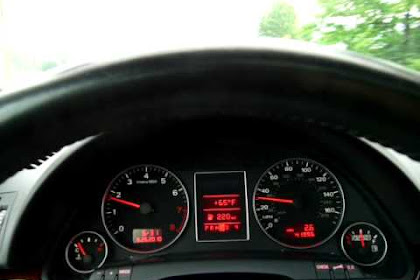 2006 Audi A4 20 Turbo Top Speed
