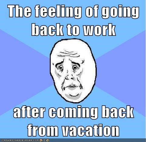 Quotes About Coming Back From Vacation 14 Quotes