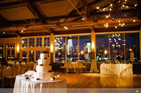 Wedding with a Manhattan Skyline View   Portland Wedding