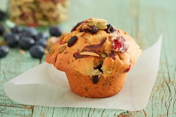 Muffin Break in New Zealand Adds Dairy-Free Muffins