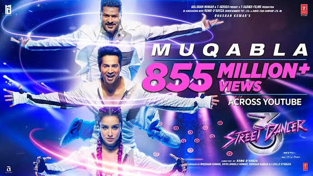 MUQABLA LYRICS - STREET DANCER 3D