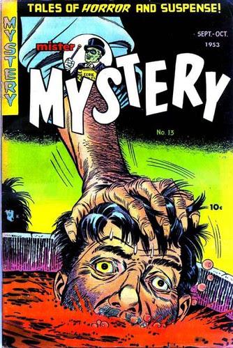 mister mystery 13