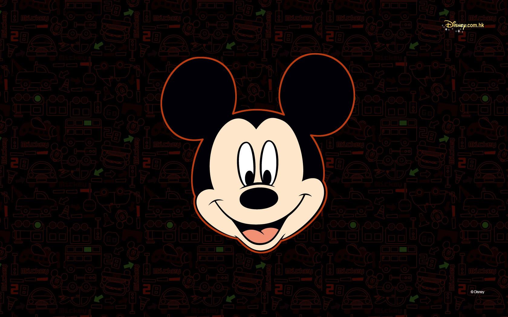 ディズニーアニメミッキーの壁紙 2 16 1680x1050 壁紙